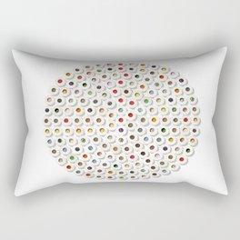 167 Toilet Rolls 01 Rectangular Pillow