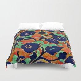Cool Colors Duvet Cover