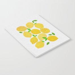 Lemon Crowd Notebook