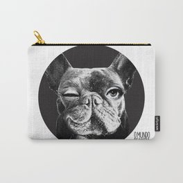 FRENCH BULLDOG FORNASETTI BLINK Carry-All Pouch
