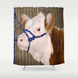 Scared #society6 #wallart #buyart by Lena Owens @OLena Art Shower Curtain