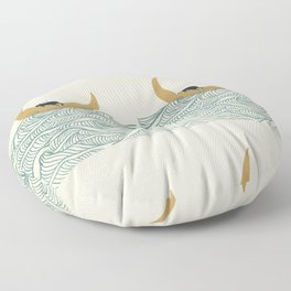 Good Night Meow 1 Floor Pillow