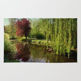 The Gooderstone Water Gardens Rug