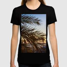 Summer Feels with Palms T-shirt