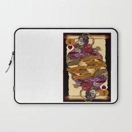 'Caterpillar' (Alice in Steampunk Series) Laptop Sleeve
