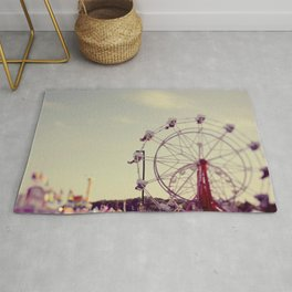 Cotton Candy Daydreams Rug