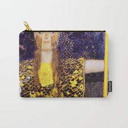12,000pixel-500dpi - Gustav Klimt - Pallas Athena - Digital Remastered Edition Carry-All Pouch