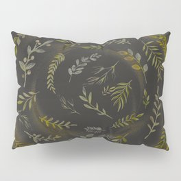Golden Circle Pillow Sham