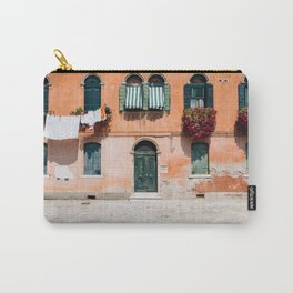 Old house in Murano island Carry-All Pouch