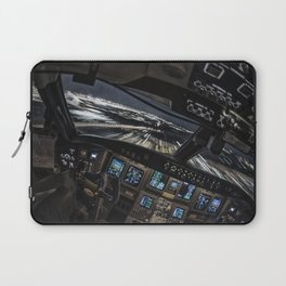 32R Clear to land Laptop Sleeve
