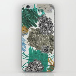 Carbonation Collection: beach iPhone Skin