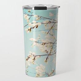 Spring Willows Travel Mug