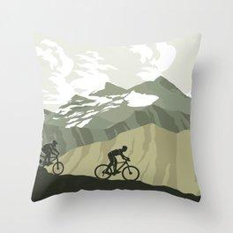 Trail Club III Throw Pillow