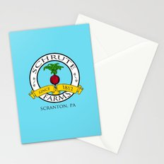 Schrute Farms | The Office - Dwight Schrute Stationery Cards