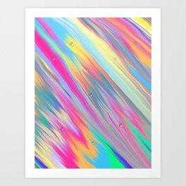 Psychedelia I Art Print