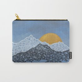 Mountainscape Carry-All Pouch