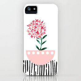 Potted Plant 4 iPhone Case
