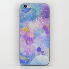 you are my lucky star iPhone Skin