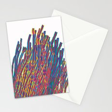 ribbons attack Stationery Cards