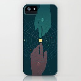 Parallel Universe iPhone Case