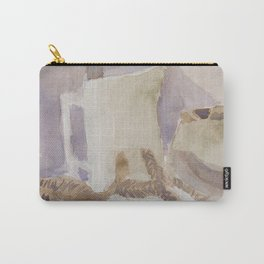 Duochrome Still Life Carry-All Pouch