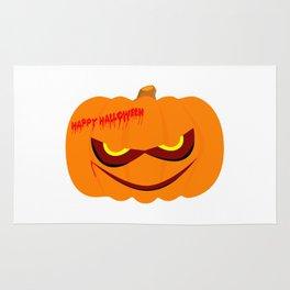 Nasty Pumpkin Rug