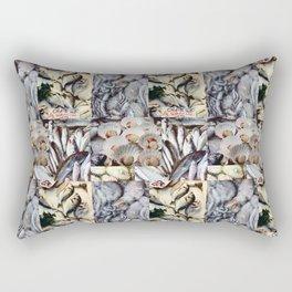 Fresh Catch Rectangular Pillow