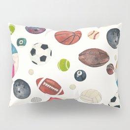 Sports fever Pillow Sham