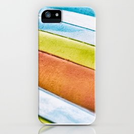 The Color of Kayaks... iPhone Case