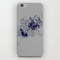 The Wall iPhone Skin