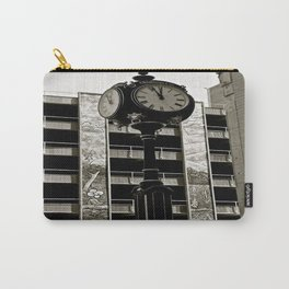 OKC Clock Carry-All Pouch