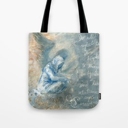Angels Unaware Tote Bag