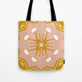 Mushie Mandala Tote Bag