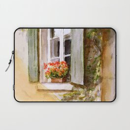 A Window in Hungary Laptop Sleeve