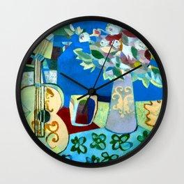 Mediterraneo Wall Clock