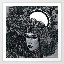 sicily Art Print