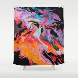 Wopal Shower Curtain