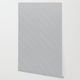 Sharkskin Stripe Wallpaper
