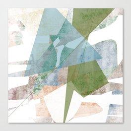 Winterbreak - Abstract Throw Pillow / Wall Art / Home Decor Canvas Print