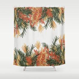 EXOTIC JUNGLE LANDSCAPE Shower Curtain