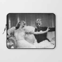 Jason Vorhees as Fred Astaire Laptop Sleeve