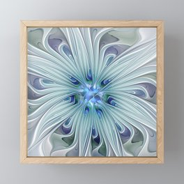 Another Floral Beauty Framed Mini Art Print
