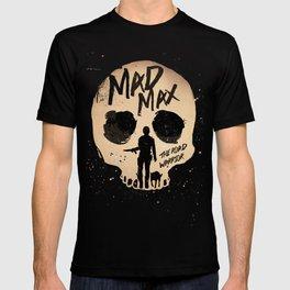 Mad Max the road warrior art T-shirt