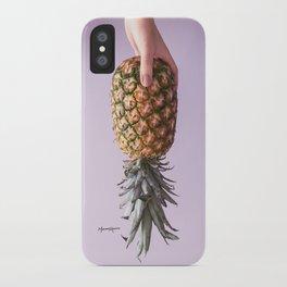 Hold it Series Piña coladas iPhone Case