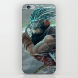 Ninja futur iPhone Skin