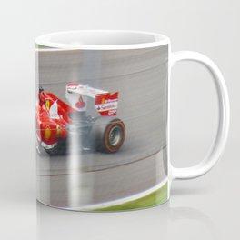 Fernando Alonso - 2013 Gran Premio d'Italia Coffee Mug