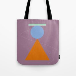 Identification Marks Tote Bag