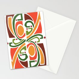 Deco Stationery Cards