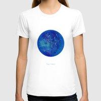constellation T-shirts featuring Constellation Sagittarius  by ShaMiLa