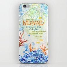 The Depths iPhone & iPod Skin